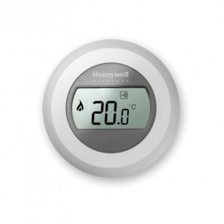 HONEYWELL ROUND CONNECTED MODULATION THERMOSTAAT OPENTHERM