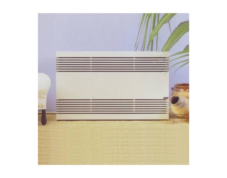 Verwarmen met gasconvectoren