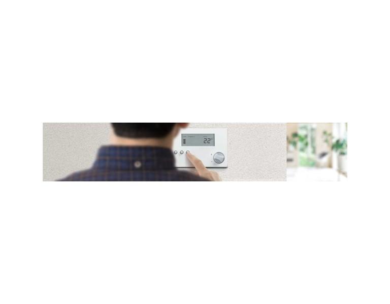Thermostaat, weersafhankelijke regeling en thermostatische kranen