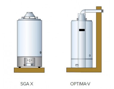 Ariston SGA X gasboiler