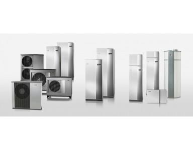 Warmtepomp: aanvullende systemen en voorkomende technologieën